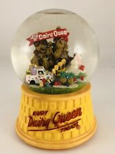 Dairy Queen Water Globe - Looney Tunes Melody Musical Snow Globe- Rare!