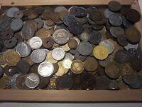 Lot de 70 pièces de monnaie française