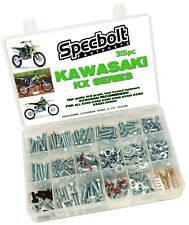 Kawasaki KX Factory Bolt Kit 60 65 80 85 100 125 250 400 420 500 engine bodywork