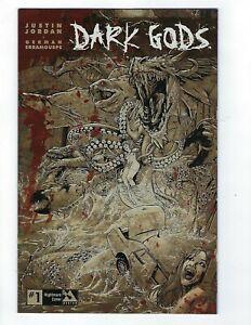Dark Gods # 1 Nightmare Cover 2014 Avatar NM