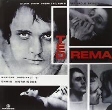 Ennio Morricone – Teorema O.S.T. Lime Coloured Vinyl LP