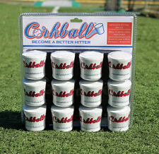 Corkball - Baseball Hitting Drill Balls