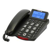 Senioren Großtasten Komforttelefon mit großem Display beleuchtet OLYMPIA 4210