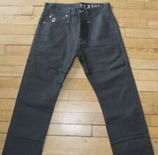 G-STAR Jeans pour Homme  W 29 - L 32 Taille Fr 38 VICTOR STRAIGHT (Réf S338)