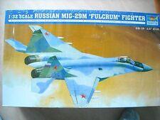 Trumpeter-1/32-2238-RUSSIAN MIG-29M  FULCRUM FIGHTER
