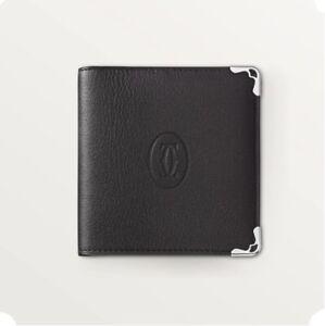 Must de Cartier 6-credit card compact wallet REF.:  L3001549