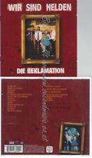 CD--WIR SIND HELDEN--    DIE REKLAMATION