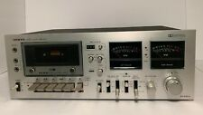 Onkyo TA-630D Dolby Cassette Deck Super Clean! Needs New Belts.