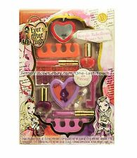 LOTTA LUV 26pc Royally Rebellious EVER AFTER HIGH Beauty Set LIP GLOSS+NAIL FILE