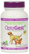 In Clover OptaGest Digestive Immune Support Powder, Dogs and Cats 100g, New, Fre