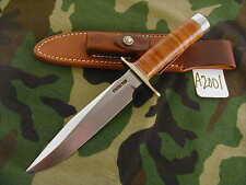 "RANDALL KNIFE KNIVES #1-7"",BDH,RWBS,LEATHER,DB   #A2001"