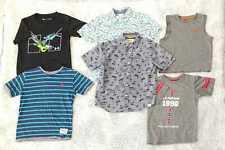 Bundle Boy SZ 6, 6 Pieces: Under Armour, US Polo Assn, Gymboree, Free Planet EUC
