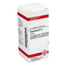 CHAMOMILLA D 12 Tabletten 80St PZN 02112358
