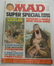 Mad Magazine Super Special Protect Wild Life No.14 060915R