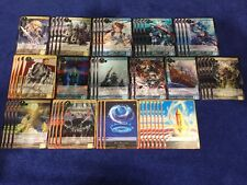 FORCE OF WILL: LIGHT/WATER SOLDIER DECK #4 W/ LAST PEOPLE OF GLORIA