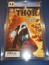 Thor #6 Hot Cates Series Death of Galactus CGC 9.8 NM/M Gorgeous Gem