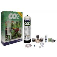 Aquili Impianto CO2 con 2 Manometri per Acquario