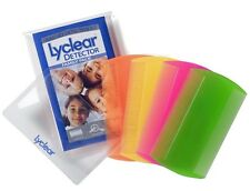 Lyclear Double Sided Nit Combs Head Lice Kids Pet Flea Hair & Magnifying Lens x2