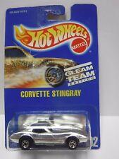 Hot Wheels Corvette Stingray Gleam Team Editio 192 121318AMCAR