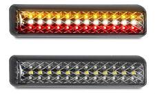 TRAILER STOP/TAIL/INDICATOR/REVERSE X 2 LAMPS MULTI VOLT 200 S  LED AUTOLAMPS.