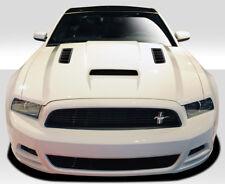 2013-2014 Ford Mustang / 2010-2014 Mustang GT500 Duraflex CVX Hood 109258