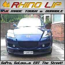 Autozam MAZDA Savanna Roadster Coupe RX8 Front Rubber Chin Lip Spoiler Splitter