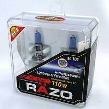 RAZO H1 Xenon Headlight Bulbs Bright Pure White JDM Halogen - FREE SHIPPING!