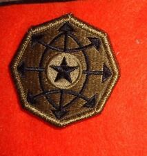 ARMY PATCH,CRIMINAL INVESTIGATION COMMAND, MULTI-CAM,SCORPION with hook loop