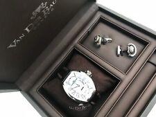 Men luxury Van Der Bauwede watch cal. 97 4 Saisons / Seasons - Only worn once!