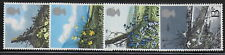GREAT BRITAIN   1979     Flowers    MNH-VF  #  Y.T. 884-7