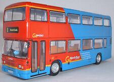 29605 EFE Leyland Olympian Double Deck Bus (Type B) Go North East 1:76 Diecast