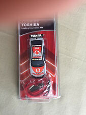 USB Flash Drive TOSHIBA Car Vodafone 4GB Limited Edition