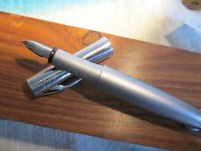 More details for rotring initial fountain pen -  apc system - medium nib -  germany