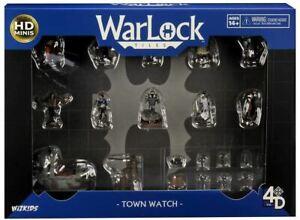 WARLOCK TILES ACCESSORY - TOWN WATCH