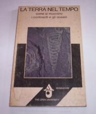 THE EARTH IN TIME come si move continents and oceans 1979 Mondadori sciences