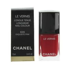 Chanel Longwear Nail Polish 626 Exquisite Pink Nail Colour Varnish