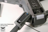DJI Mavic Pro Marco Polo Ultralight Transceiver Tracker 3D Printed Mount Holder