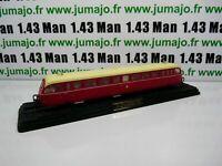 MEA25R MICHELINES & Autorails train SNCF 1/87 HO  : De Dion Bouton OC1 1937