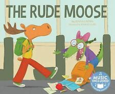 Me, My Friends, My Community The Rude Moose by Jenna Laffin 2016 Mixed Media