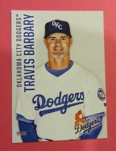 2019 Choice, Oklahoma City Dodgers, Manager - TRAVIS BARBARY