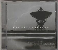 Bon Jovi - Bounce **2002 USA CD Album** EXC