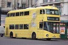 New bus for London - Borismaster LT154 6x4 Quality Bus Photo C