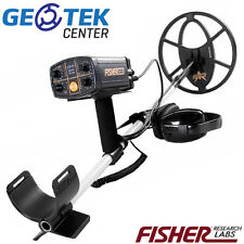 """Metal Detector Fisher CZ 21 con piastra da 10,5"""""""
