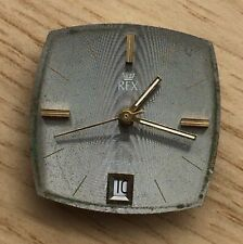 Rex FE 3611 NO Funciona For Parts Automatic 27,2mm Day FE3611 Watch Movement