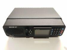 Motorola Micom-3F 125 Watt Hf Radio 1.6-30 Mhz Ale Cap w/ Software, Power Supply