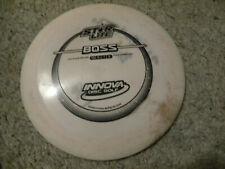 Innova Starlite Boss 138 gram golf disc