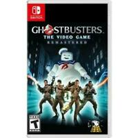 Ghostbusters: The Video Game Remastered Nintendo Switch - New Sealed