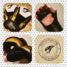MMA sparring gloves UFC pythonfighting size medium