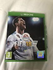 JEU FIFA 18 XBOX ONE COMME NEUF
