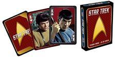 Star Trek the Original Series Playing Cards TOS Kirk Spock Poker New Mint Sealed